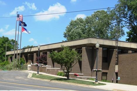 File photo of Three Rivers City Hall. The Citizen's Research Council report shows Three Rivers is one of the Michigan municipalities that relies most heavily on the Personal Property Tax