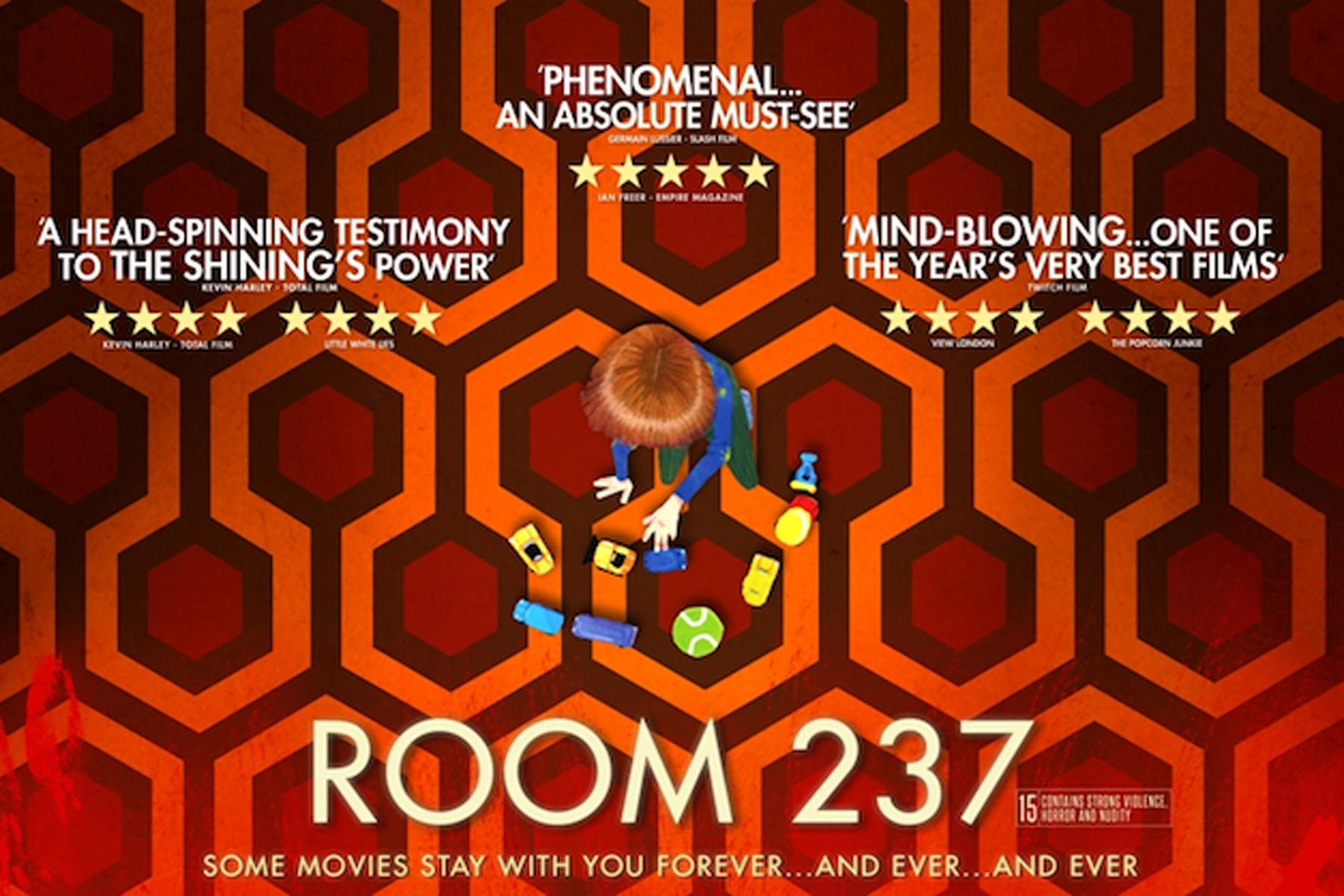 Room 237 Symbolism Of The Holocaust In Horror Movie The