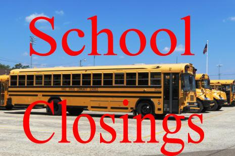 School Closings Wmuk