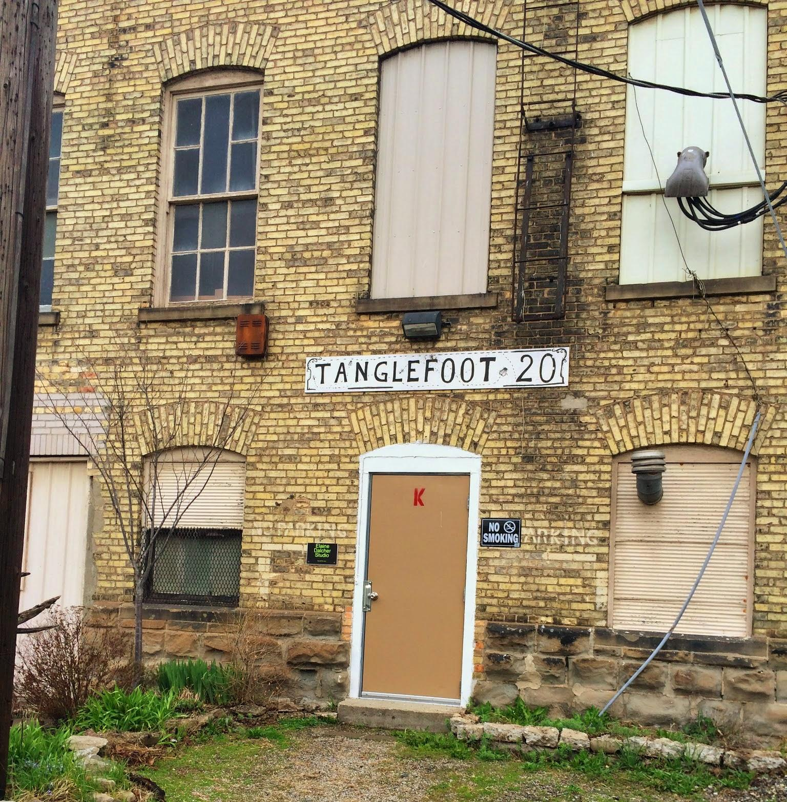 Grand Rapids Tanglefoot Building Is Where Both Flypaper And Artists