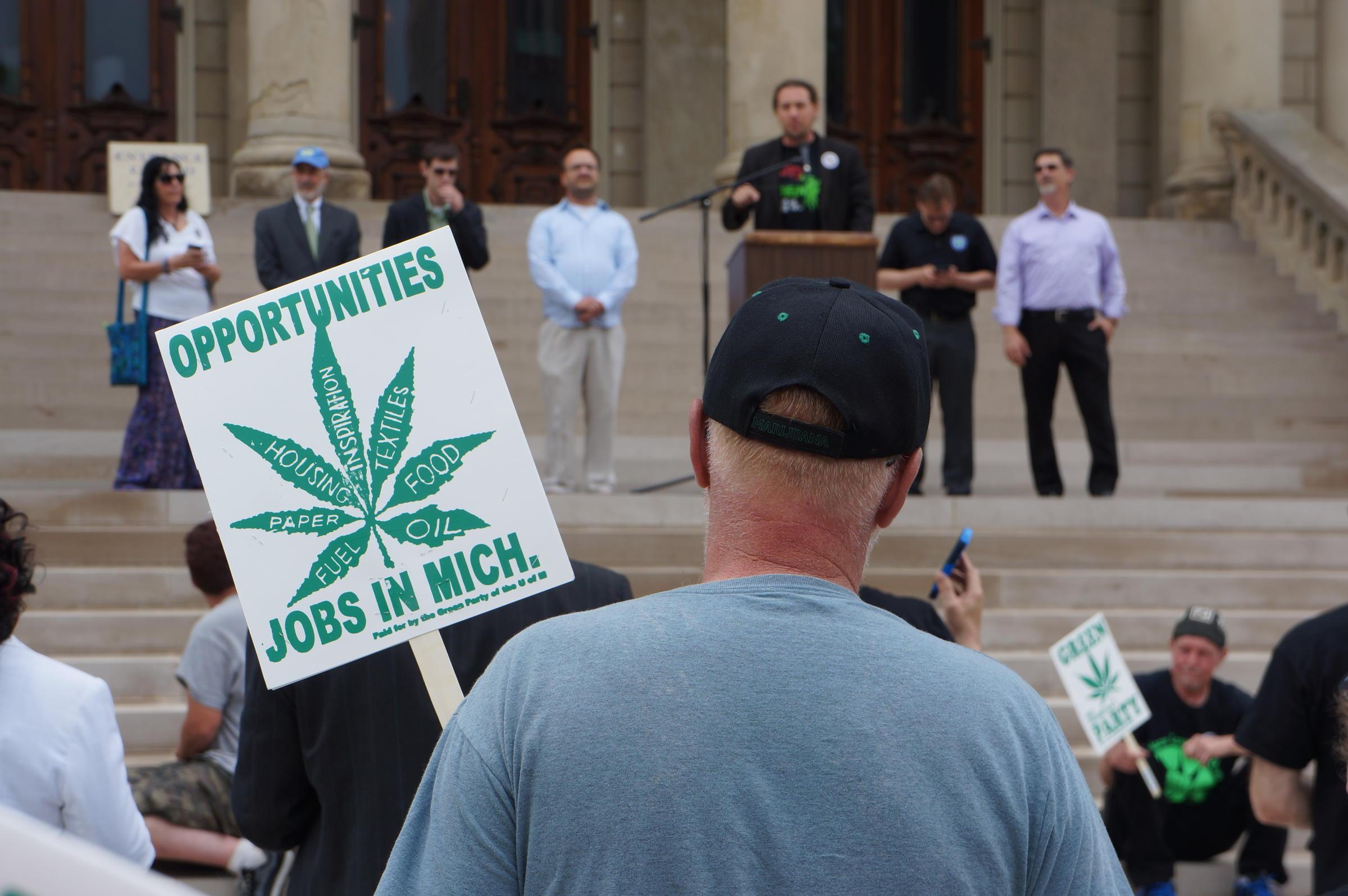 MI reverses stance, will let certain marijuana shops stay open