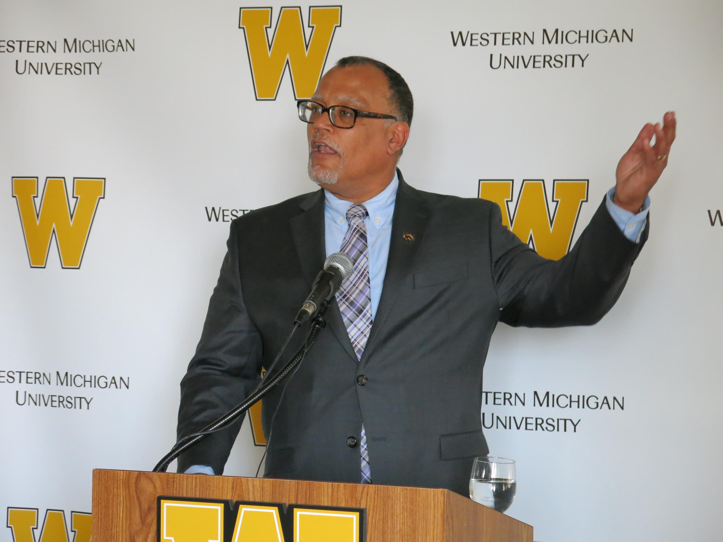 Western Michigan names Georgetown dean as its next president