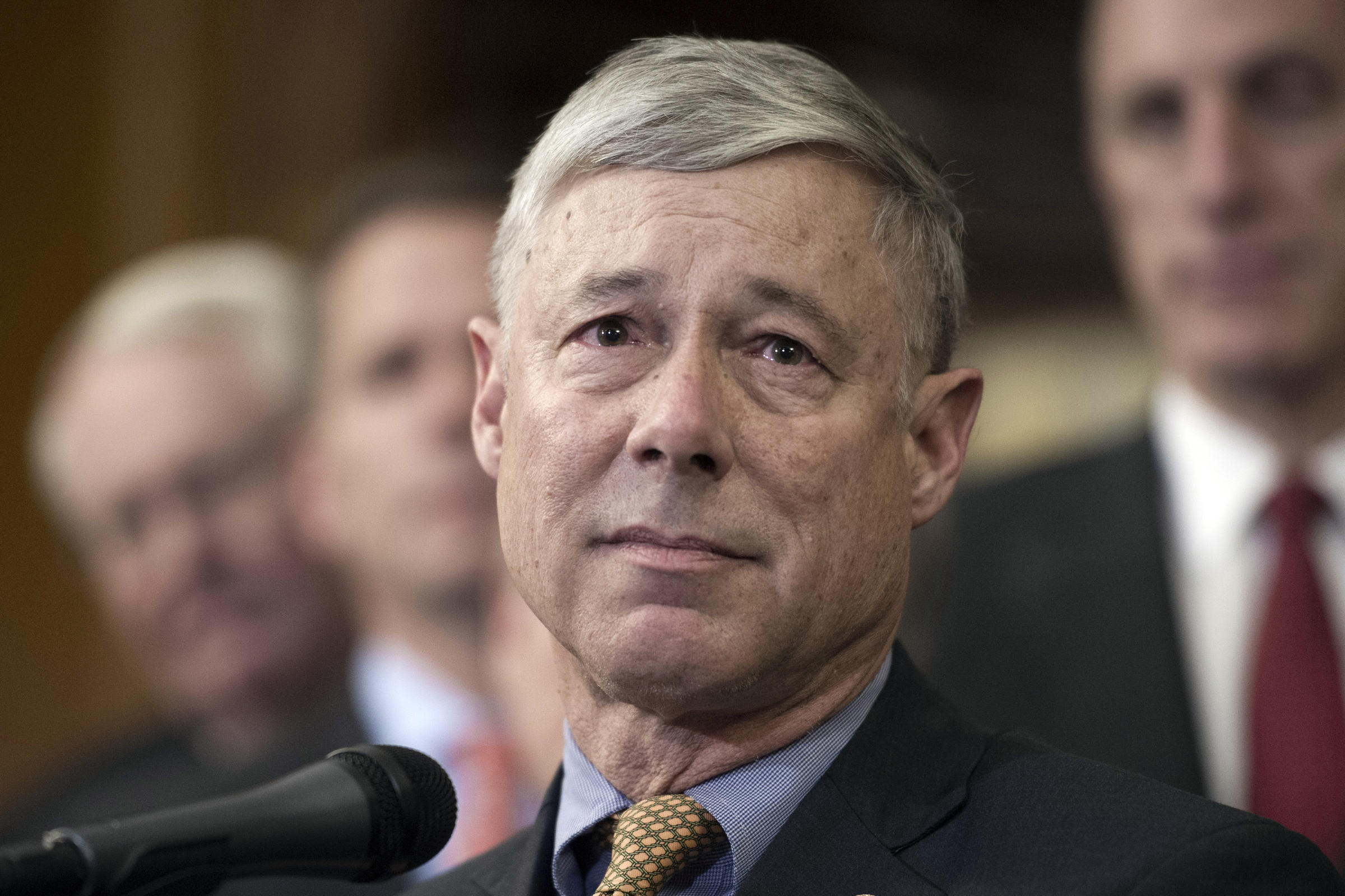 Rep. Fred Upton announces re-election bid for US House