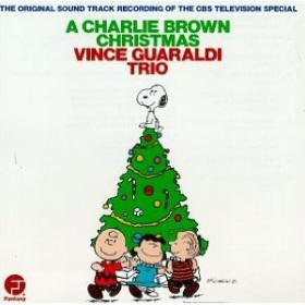 A charlie brown christmas album artwork