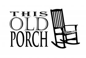 This old porch logo large