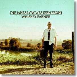 James low western front album art