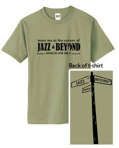 Jazz and Beyond Shirt