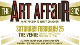 Art Affair Banner 2012