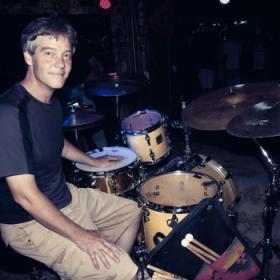 Sipe on Drums