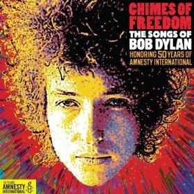 Chimes of freedom bob dylan album art