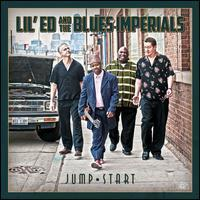 lil ed and the blues imperials  Album Art