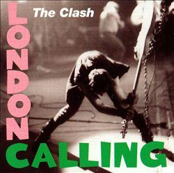 London Calling  Album Art