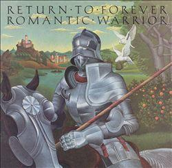 Return to forever Romantic Warriers  Album Art