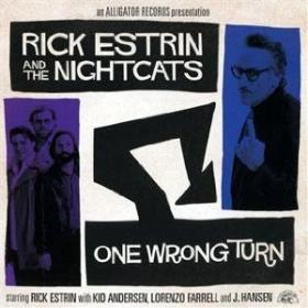 Rick Estrin and the Nightcats Album Art
