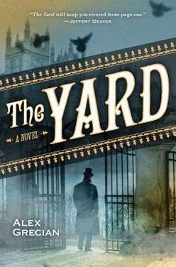 The Yard Book Cover