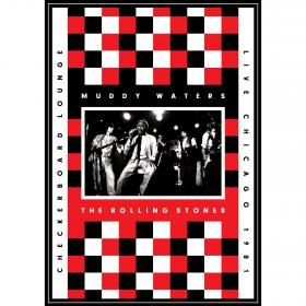 Muddy Waters and The Rolling Stones Album Art