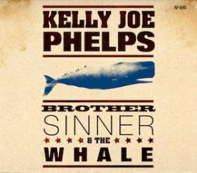 Kelly Joe Phelps  Album Art
