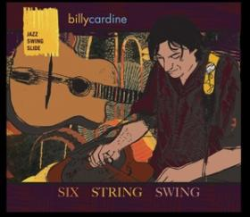 Billy Cardine Album Art