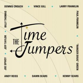 The Time Jumper Album Art