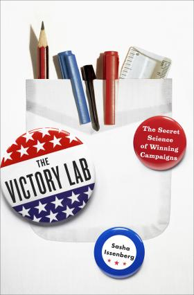 The Victory lab book cover