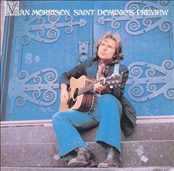 Van Morrison Saint Dominics Preview  Album Art