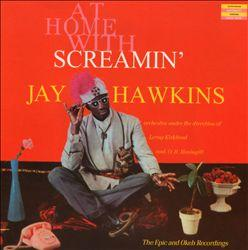 At home with screamin jay hawkins Album Art