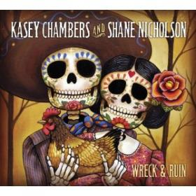 Kasey Chambers and Shane Nicholson Album Art