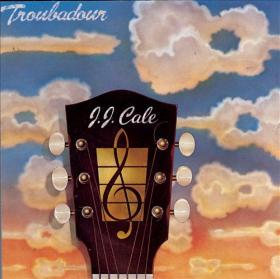 Troubadour Album Art