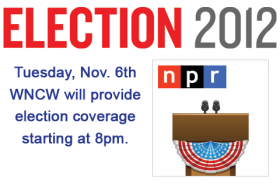 Election 2012 coverage