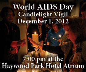 World AIDS day flier