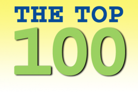 The Top 100 logo
