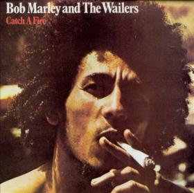 Bob marley and the wailer catch a fire  album art