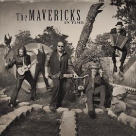 The Mavericks in time Album Art