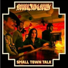Shannon McNally Small Town Talk  Album Art
