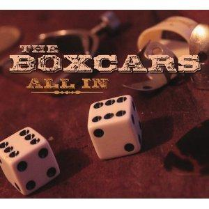 The Boxcars  Album Art