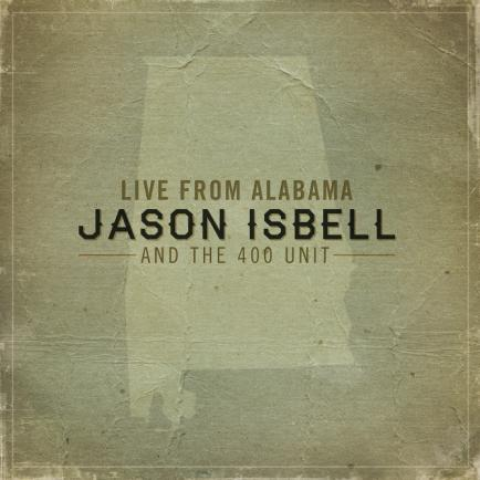 Live From Alabama Jason Isbell Album Art