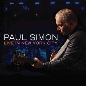 Paul Simon live in NYC
