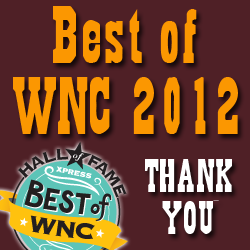 Best of WNC Logo