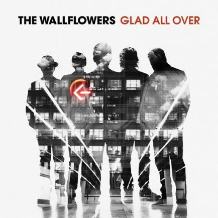 The Wallflowers: glad all over Album Art