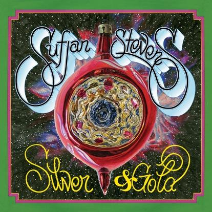 Sufjan Stevens Silver and Gold Album Art