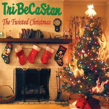 Tribecastan Twisted Christmas Album Art