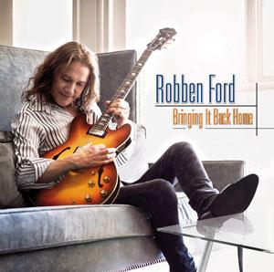 Robben Ford  album art