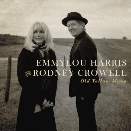 Emmylou Harris and Rodney Crowell  Album Art