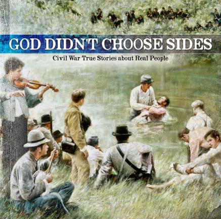 God didn't choose the sides cover