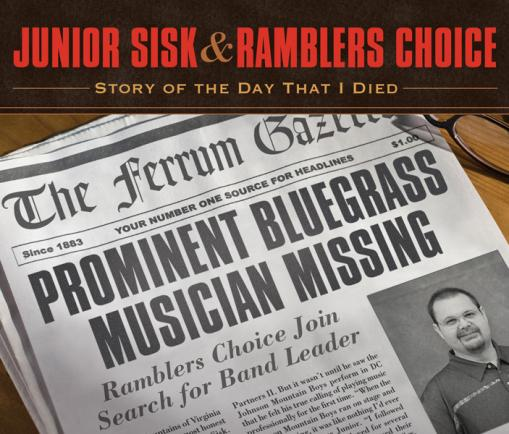 Junior Sisk and the Ramblers choice  Album Art