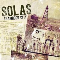 Solas Shamrock City  Album Art