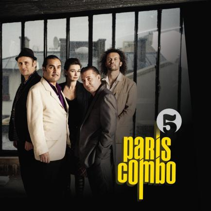 Paris Combo  Album Art