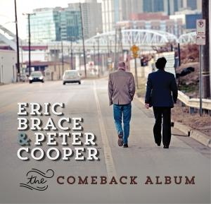 Eric Brace and Peter Cooper Album Art