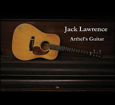 Jack Lawrence  Album Art