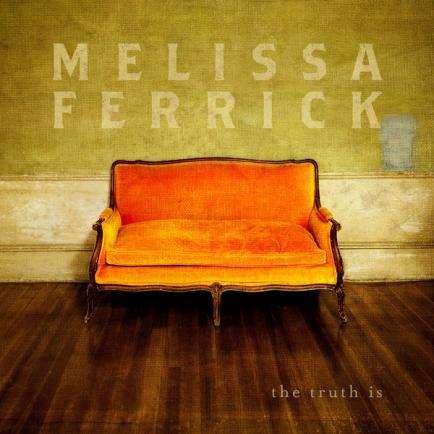 Melissa Ferrick the truth is grande  Album Art